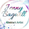 Jenny Bagwill Abstract Artwork & Home Decor