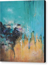 Savannah - Canvas Print - Jenny Bagwill Art
