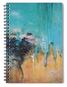 Savannah - Spiral Notebook - Jenny Bagwill Art