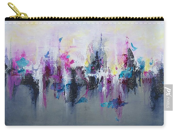 Breaking Boundaries - Carry-All Pouch - Jenny Bagwill Art