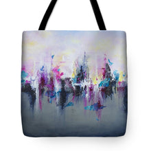 Breaking Boundaries - Tote Bag - Jenny Bagwill Art