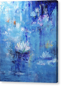 Calm In The Storm - Canvas Print - Jenny Bagwill Art