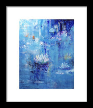 Calm In The Storm - Framed Print - Jenny Bagwill Art