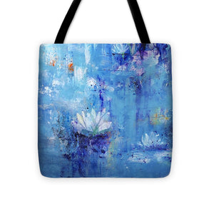 Calm In The Storm - Tote Bag - Jenny Bagwill Art