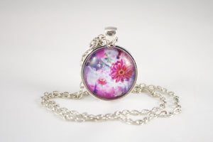 New Life Flower Necklace - Jenny Bagwill Art