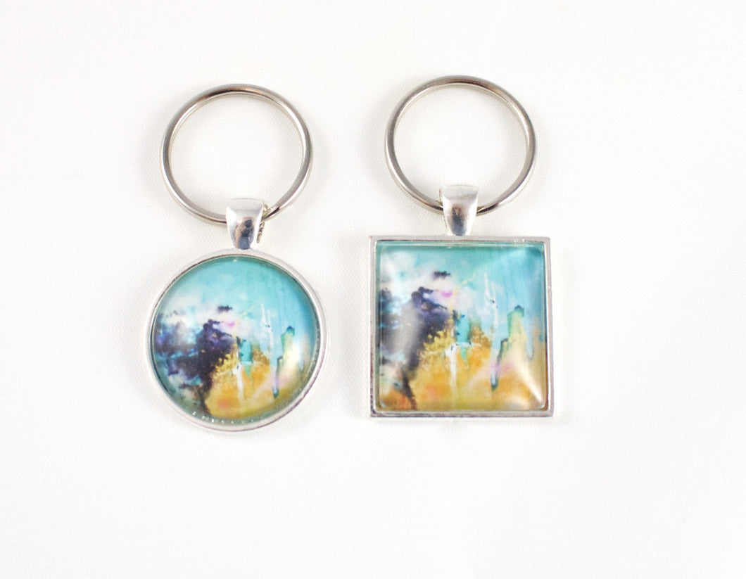 Savannah Key Ring - Jenny Bagwill Art