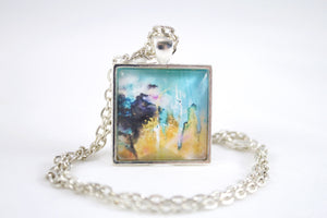 Savannah Necklace - Jenny Bagwill Art