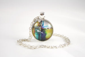 The Crossing Necklace - Jenny Bagwill Art
