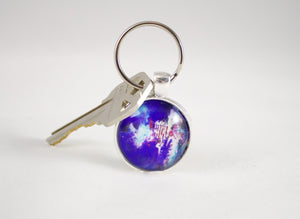 Metamorphosis Key Ring - Jenny Bagwill Art