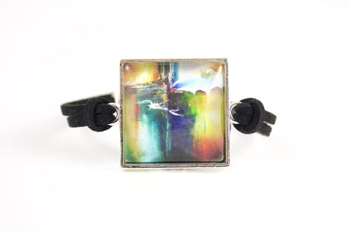 The Crossing Bracelet - Jenny Bagwill Art