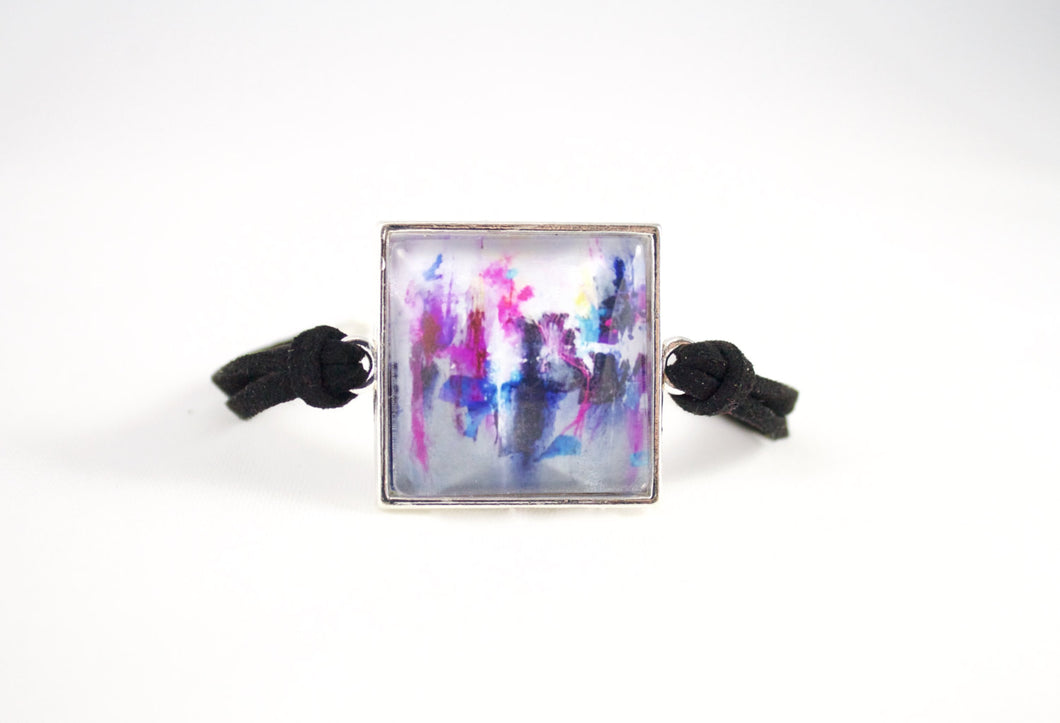 Breaking Boundaries Bracelet - Jenny Bagwill Art