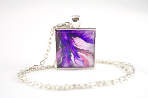 Solferino Necklace - Jenny Bagwill Art