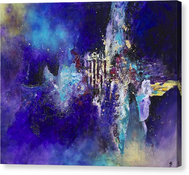 Metamorphosis - Canvas Print - Jenny Bagwill Art