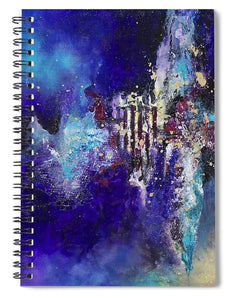 Metamorphosis - Spiral Notebook - Jenny Bagwill Art