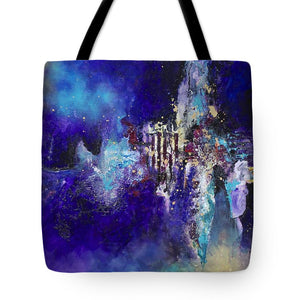 Metamorphosis - Tote Bag - Jenny Bagwill Art
