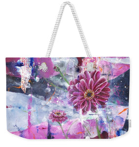 New Life - Weekender Tote Bag - Jenny Bagwill Art
