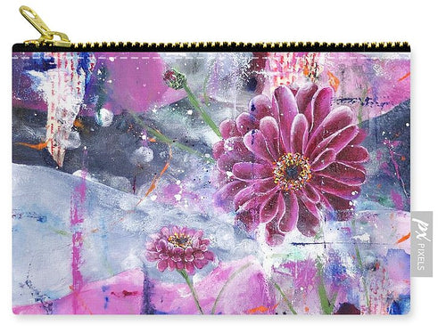New Life - Carry-All Pouch - Jenny Bagwill Art