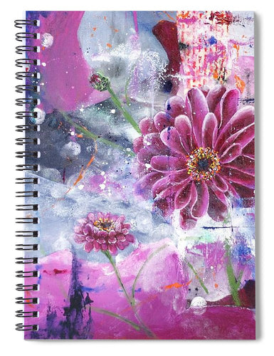 New Life - Spiral Notebook - Jenny Bagwill Art