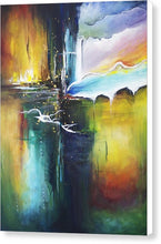 The Crossing - Canvas Print - Jenny Bagwill Art