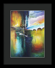 The Crossing - Framed Print - Jenny Bagwill Art