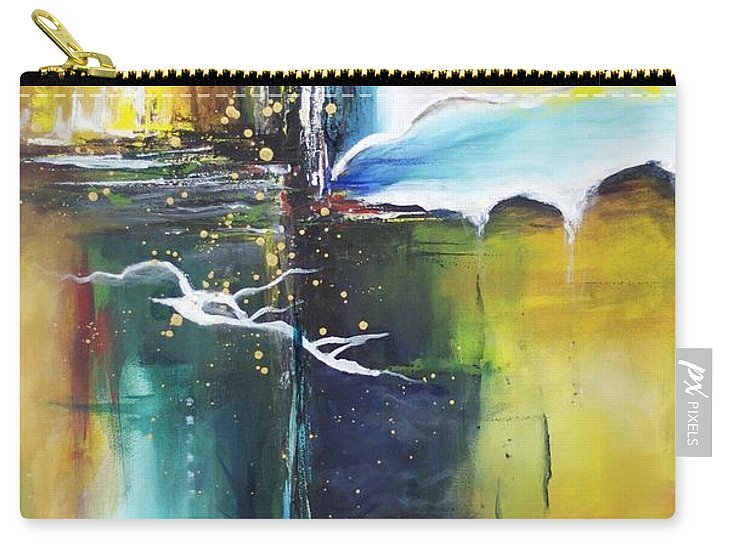The Crossing - Carry-All Pouch - Jenny Bagwill Art