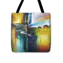 The Crossing - Tote Bag - Jenny Bagwill Art