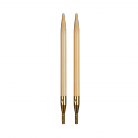 Addi Click Bamboo Knitting Needle Tips