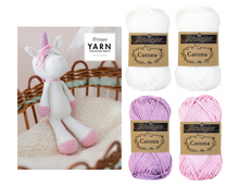 Load image into Gallery viewer, Crochet Unicorn