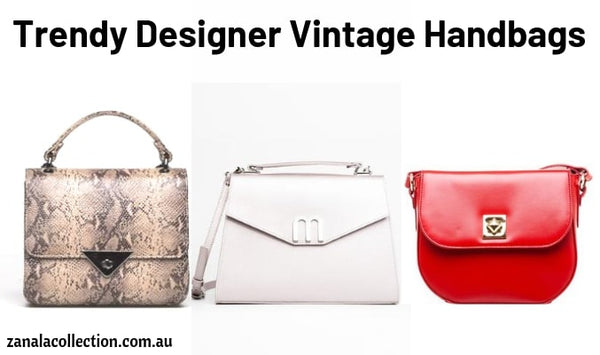 best designer handbags in melbourne from Zana La Collection