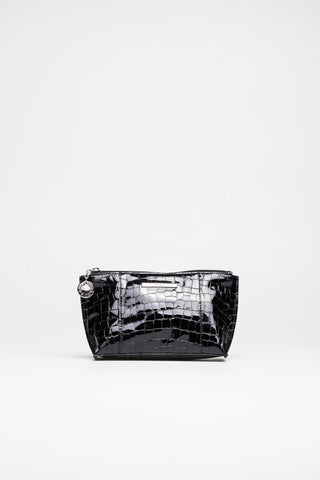Black Cosmetic Case - Mona Collection