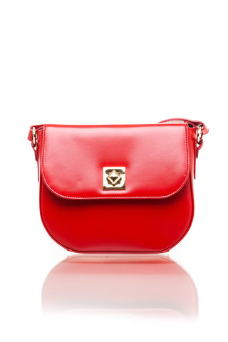 Red Cross Body Bag - Mona Collection