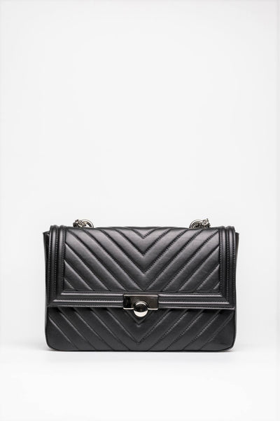 Quilted Crossbody Bag - Mona Collection