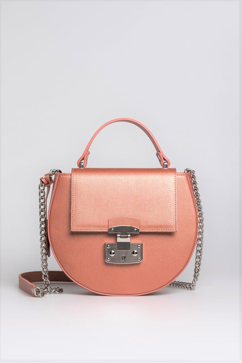 Rust Orange Sling Bag - Mona Collection