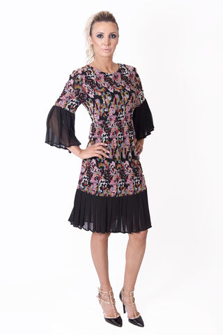 Embroidered MALINA Dress