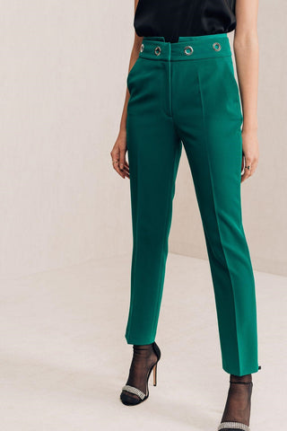 Emerald Trousers - Mona Collection