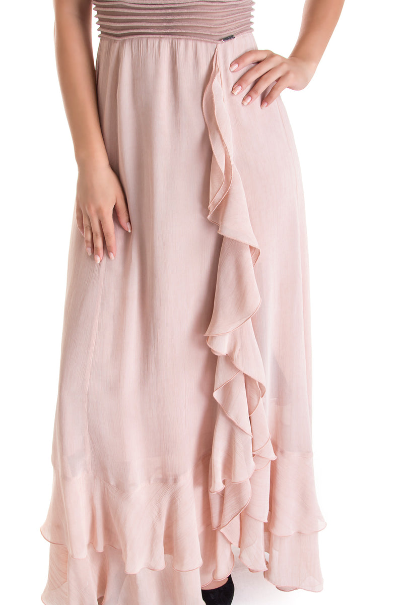 Long  Antonela Dress - Luna