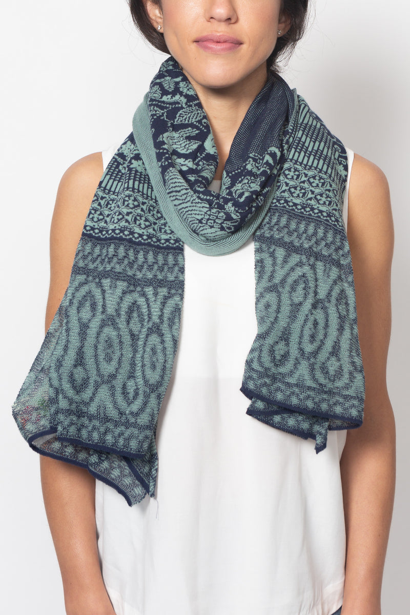 Scarf, Structure Pattern s