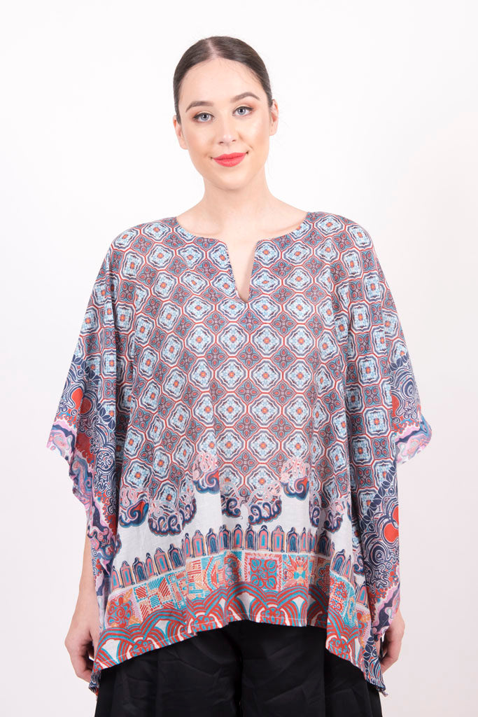 Flow Tunic with Print