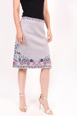 Skirt, Floral Pattern MEX