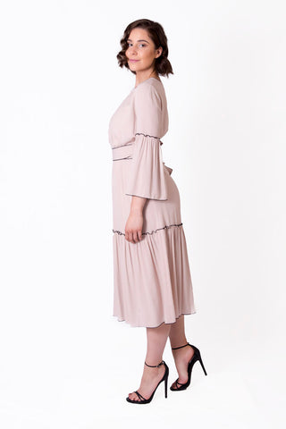 Dusty SHERON Dress - Lappa Women