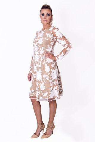 Lace MALINA Dress - Lappa Women
