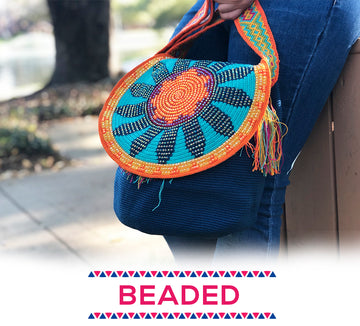 Mochilas - Beaded