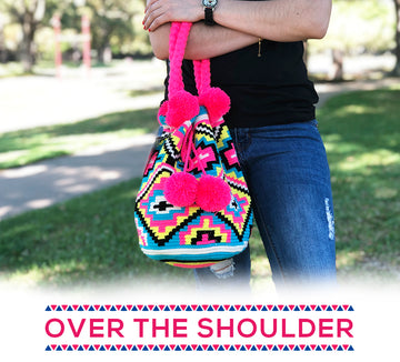 Mochilas - Over The Shoulder