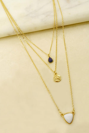 DAINTY PRE-LAYERED NECKLACE