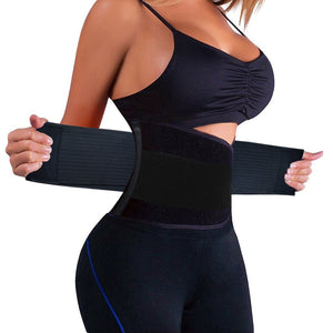 Waist Trainer - Sweat Belt for Stomach Workout ~ Weight Loss Wrap! - UptownFab™