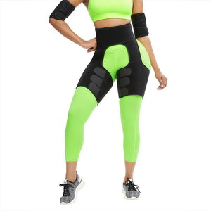Thigh & Waist Fat Burn Sauna Wrap for Weight Loss - UptownFab™