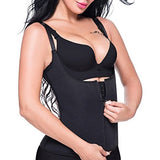 Waist Trainer Body Shaper with Supportive Zipper & 3 Hooks! - UptownFab™