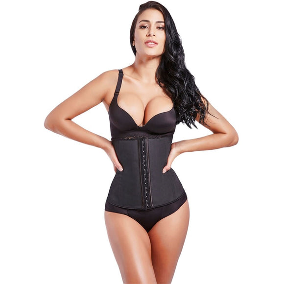Premium Waist Trainer - Easy On Corset Belt ~ for Hourglass Figure! - UptownFab™