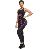 Thigh & Waist Fat Burn Sauna Wrap & Butt Lifter for Weight Loss - UptownFab™