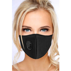 Sleek and Trendy Face Cover - Breathable & Comfortable - No Ear Tugging! - UptownFab™